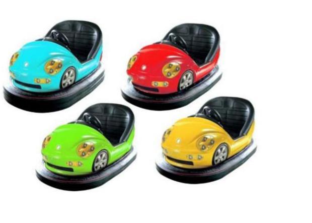 bumper cars manufacturers