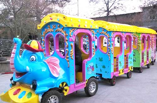 big-elephant-trackless-train-rides-for-sale
